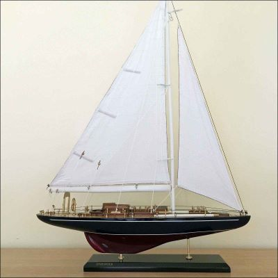 J-Class Model Yacht Endeavour|Small Size
