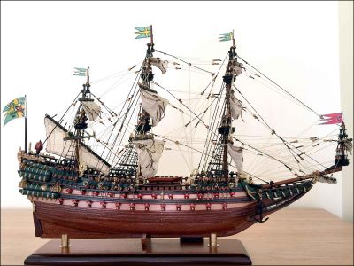 Vasa Ship Model (1627 Sweden)|Small Size