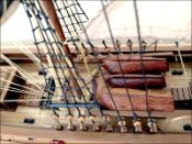 Cutty Sark Ship Model (1869 GB)|Medium Size