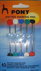 Knitter's Marking Pins