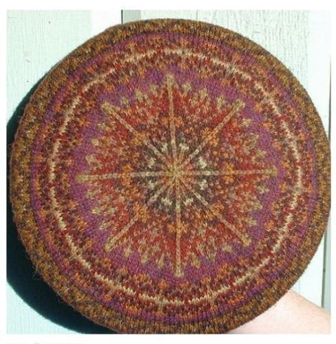 Autumn Tam Pattern