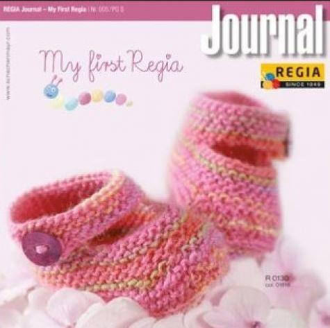 My First Regia Journal No. 005