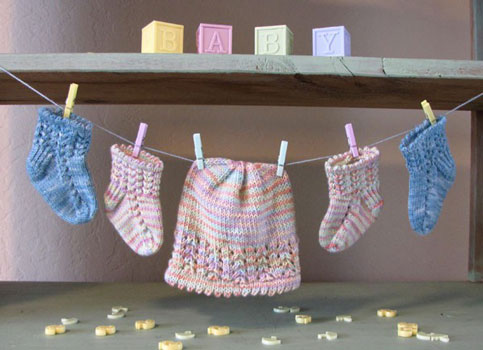 Sweet Baby Kate by Irish Girlie Knits