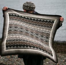 Rams and Yowes Blanket by Kate Davies, Yarn Pack