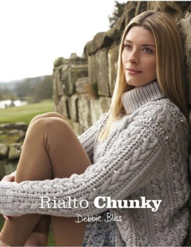 Rialto Chunky By Debbie Bliss