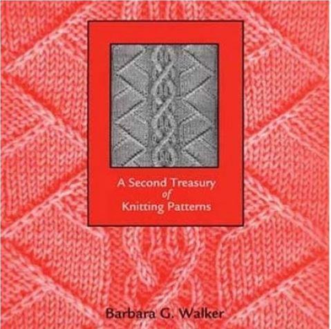Barbara G Walker - Second Treasury of Knitting Patterns