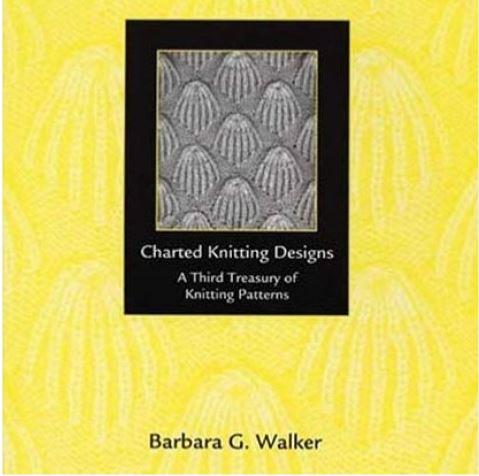 Barbara G Walker - Third Treasury of Knitting Patterns