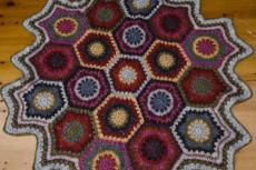 Donegal Blanket by Jo Smith