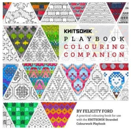 Knitsonik Playbook Colouring Companion