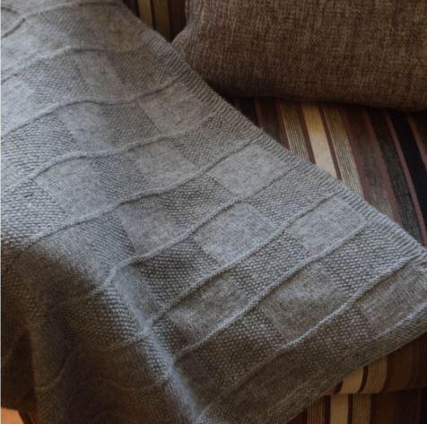 Blanket for Innes by Sharon Spencer