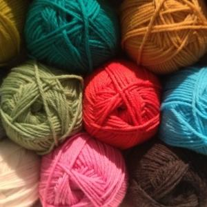 Worsted Weight Yarn / Aran