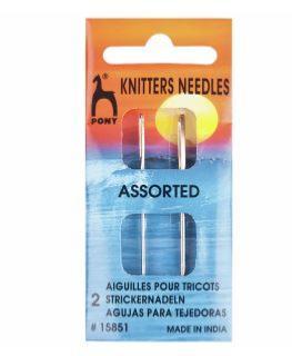 Pony Knitter's Needles