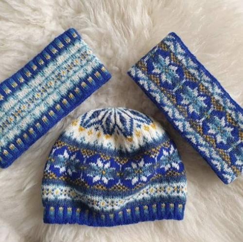 Harriet's Hat or Headband Kit