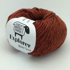 Explorer Mohair Tweed