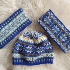 Harriet's Hat and Headband Patterns