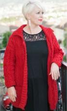 Scarlett Jacket by Deborah Cowell