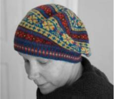 Heritage Tam Pattern by Mary the Knitter