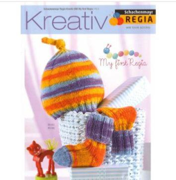 Regia Kreativ 006 - My First Regia