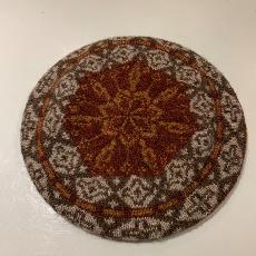 Celtic Beret Pattern