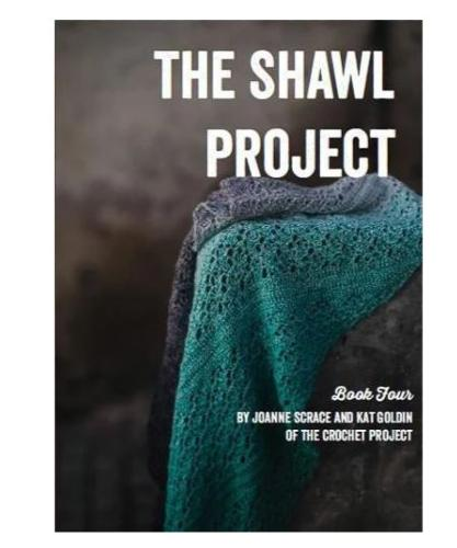 The Shawl Project Book 4 by The Crochet Project