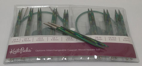 KnitPicks Caspian Interchangeable Deluxe Set