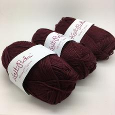 KnitPicks Shine Sport - Currant Pack of 3