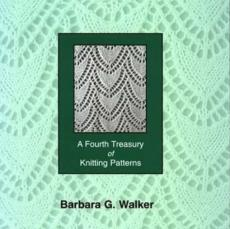 Barbara G Walker - Fourth Treasury of Knitting Patterns
