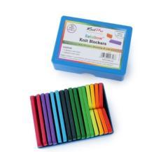 KnitPro Rainbow Blocking Wires