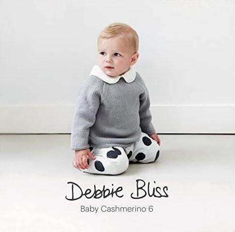 Debbie Bliss Baby Cashmerino Book 6