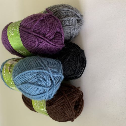 King Cole Merino Blend Mixed Pack 2