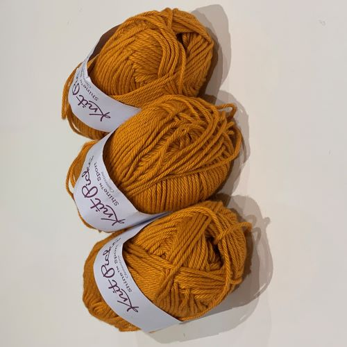 KnitPicks Shine Sport - Clementine Pack of 3