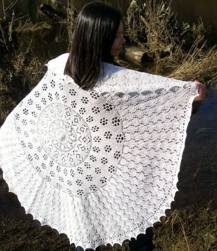 Meadow Shawl