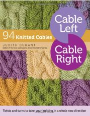 Cable On, Cable Off: by Judith Durant