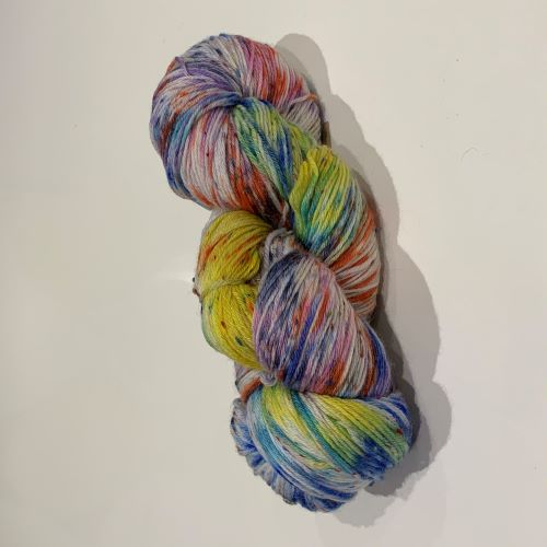 Dyed by Rosie - Donegal Sock Yarn No 5