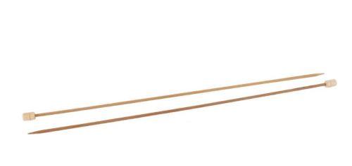 Pony Bamboo Knitting Needles - Single Point