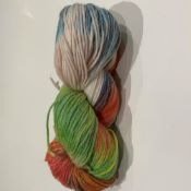 Dyed by Rosie - British Wool 2