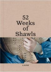 52 Weeks of Shawls by Laine Magazine