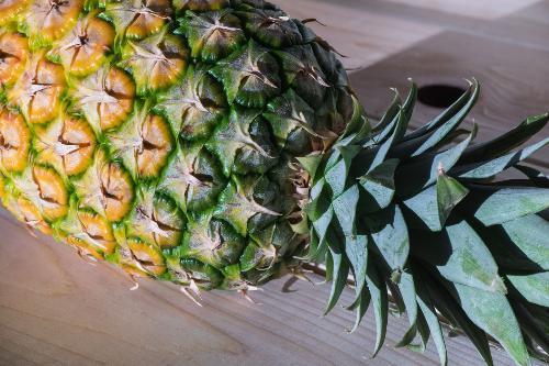 Ananas bateau