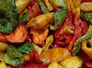 Chips de poivron