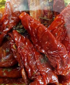 Tomates sechées