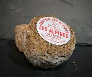 Alpine au poivre