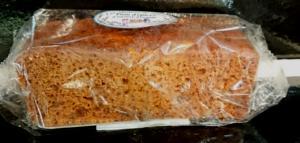 Pain d'épice à l'écorce d'orange