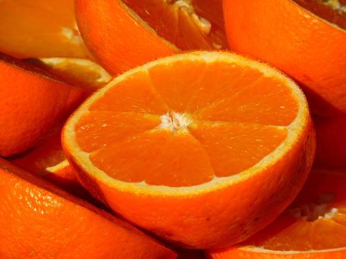 Orange à jus Salutianas