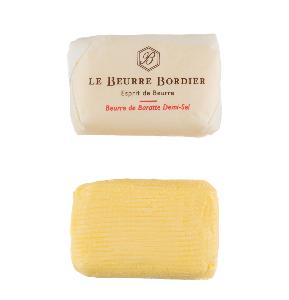 Beurre Bordier demi-del