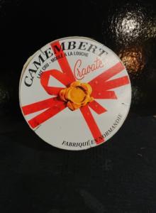 Camembert cravate affiné