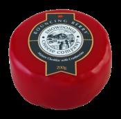 Cheddar aux cranberries