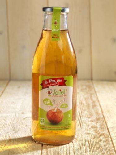 Jus de pomme Juliet