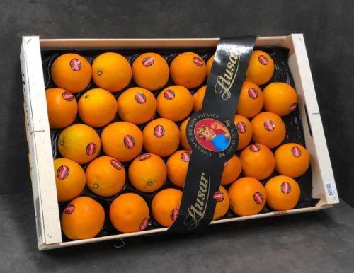 Orange naveline Llusar