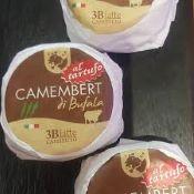 Camembert di bufala al tartufo
