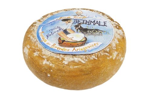 Fromage chèvre bethmale